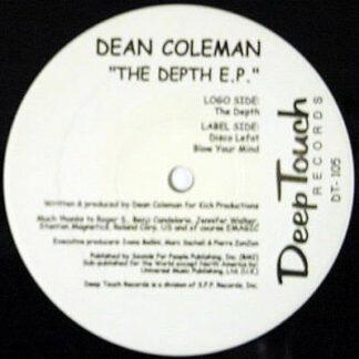 Dean Coleman - The Depth E.P. (12