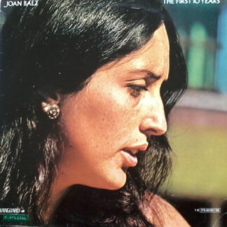 Joan Baez - The First 10 Years (2xLP, Comp, RE)