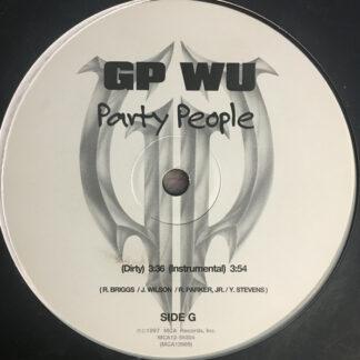 GP Wu - Party People (12