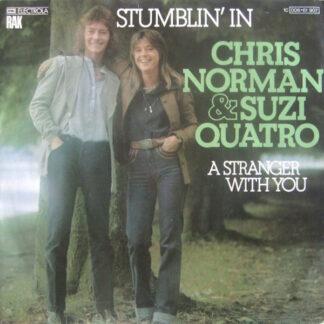 Chris Norman & Suzi Quatro - Stumblin' In (7
