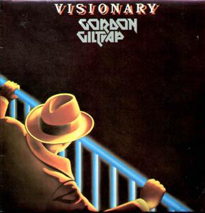 Gordon Giltrap - Visionary (LP, Album)