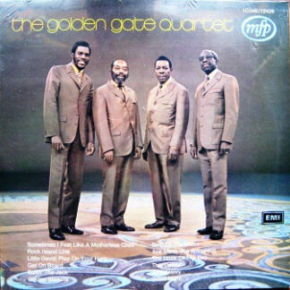 The Golden Gate Quartet - The Golden Gate Quartet (LP, Comp)