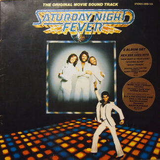 Various - Saturday Night Fever (The Original Movie Sound Track) (2xLP, Album, Comp)
