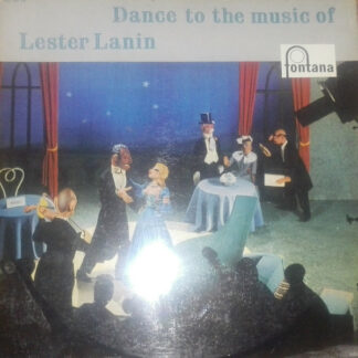 Lester Lanin and his Orchestra - Dance To The Music Of Lester Lanin (10