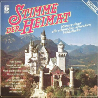 Ronny (4) - Stimme Der Heimat (LP, Album)