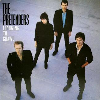 The Pretenders - Learning To Crawl (LP, Album)