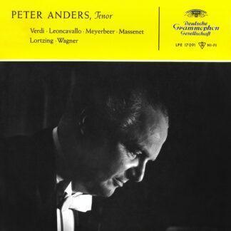 Peter Anders (2) - Peter Anders, Tenor / Verdi • Leoncavallo • Meyerbeer • Massenet • Lortzing • Wagner (10