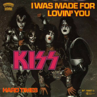 Kiss - I Was Made For Lovin' You (7