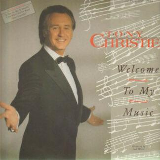 Tony Christie - Welcome To My Music (LP, Album)