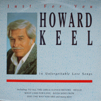 Howard Keel - Just For You (LP, Comp)