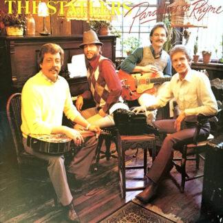 The Statlers* - Pardners In Rhyme (LP, Album)