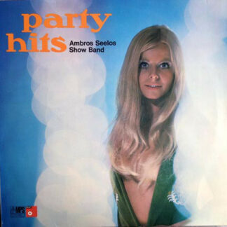 Ambros Seelos Show Band - Party Hits (LP, Album, RP)