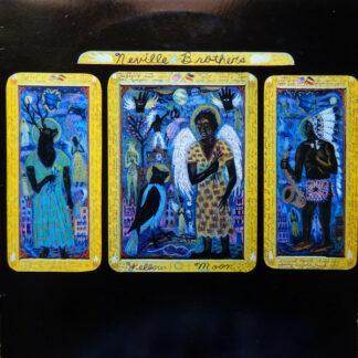 The Neville Brothers - Yellow Moon (LP, Album)