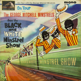 The George Mitchell Minstrels - On Tour With The George Mitchell Minstrels (LP, Album, Mono)