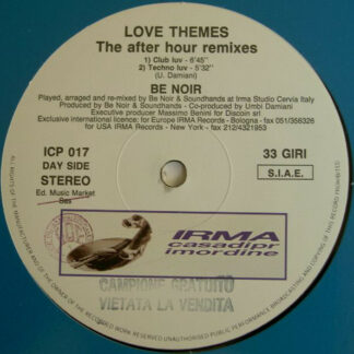 Be Noir - Love Themes (The After Hour Remixes) (12