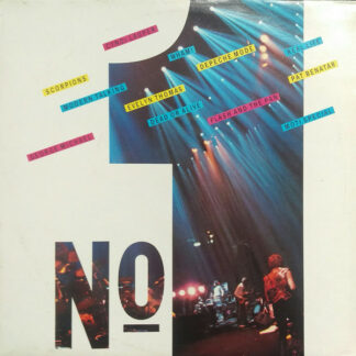 Various -  № 1 In Germany (LP, Comp)