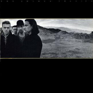 U2 - The Joshua Tree (LP, Album, Gat)