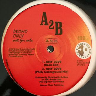 A2B - Any Love (12
