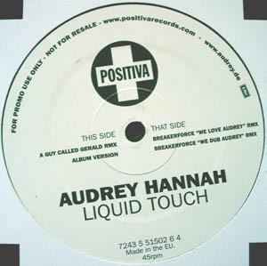 Audrey Hannah - Liquid Touch (12