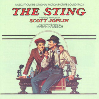 Marvin Hamlisch - The Sting (Original Motion Picture Soundtrack) (LP, Album)
