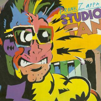 Frank Zappa - Studio Tan (LP, Album)
