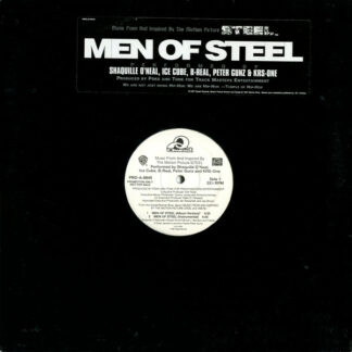 Shaquille O'Neal, Ice Cube, B-Real, Peter Gunz, KRS-One - Men Of Steel (12