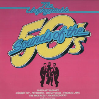 Various - The Unforgettable Sounds Of The 50's (LP, Comp)