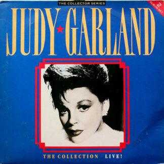 Judy Garland - The Collection Live! (2xLP, Album, Comp, Gat)