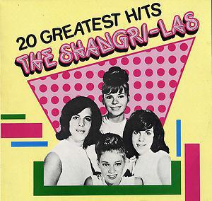The Shangri-Las - 20 Greatest Hits (LP, Comp)