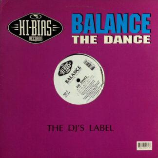 Balance Featuring Flight* - The Dance (12