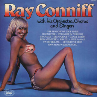Ray Conniff - Ray Conniff With His Orchestra, Chorus And Singers (LP)