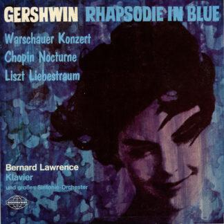 Gershwin*, Bernard Lawrence - Rhapsodie In Blue (LP)
