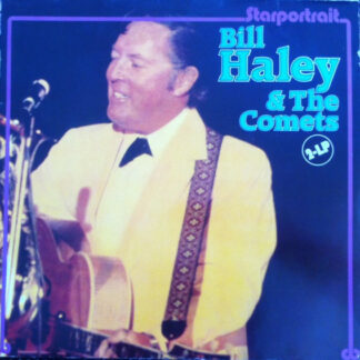 Bill Haley & The Comets* - Bill Haley & The Comets (2xLP, Comp, Mono, Gat)