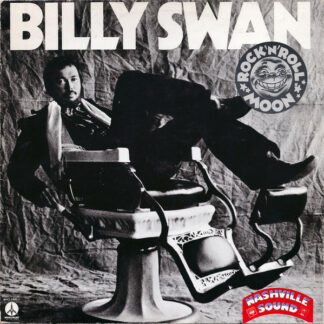 Billy Swan - Rock 'n' Roll Moon (LP, Album)