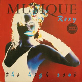 Roxy Music - The High Road (LP, MiniAlbum)