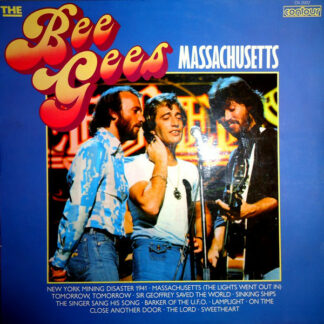 The Bee Gees* - Massachusetts (LP, Comp)