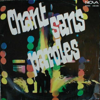 Various - Chant Sans Paroles (LP)