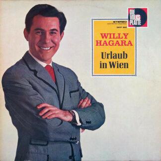 Willy Hagara - Urlaub In Wien (LP)