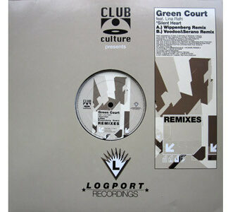Green Court feat. Lina Rafn - Silent Heart (Remixes) (12