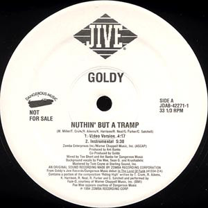 Goldy (2) - Nuthin' But A Tramp (12