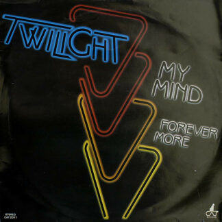 Twilight (4) - My Mind / Forever More (12