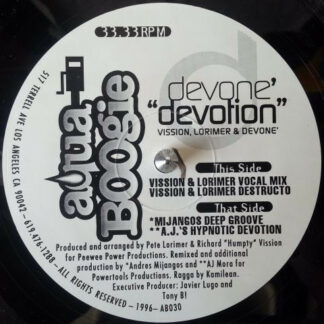 Devone'* - Devotion (12