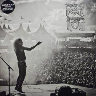Sebastian Bach - Abachalypse Now (LP, Blu + LP, Cle + Album, Ltd)