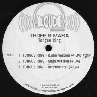 Three 6 Mafia - Tongue Ring (12