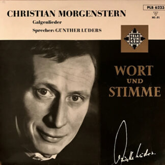 Christian Morgenstern (2) - Günther Lüders - Galgenlieder (10