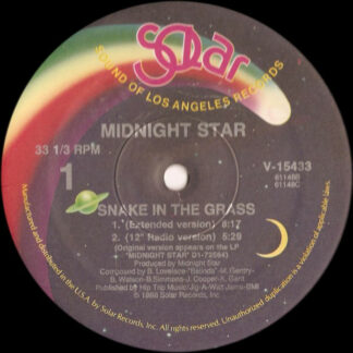 Midnight Star - Snake In The Grass (12
