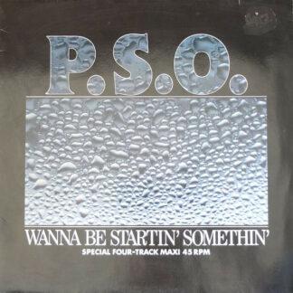 PSO - Wanna Be Startin' Somethin' (12