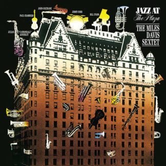 The Miles Davis Sextet - Jazz At The Plaza - Volume 1 (LP, Album, RE)