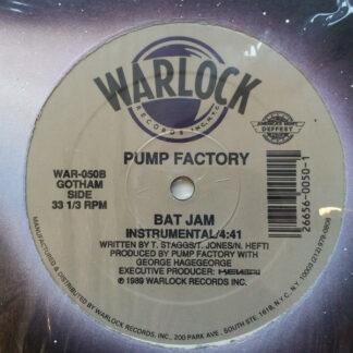 Pump Factory - Bat Jam (12