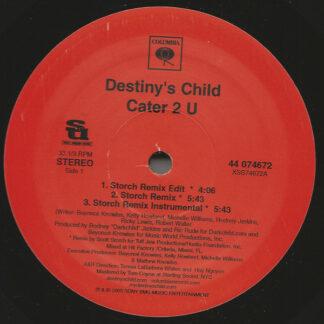 Destiny's Child - Cater 2 U (Remixes) (12